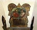 Firenze, palazzo arcivescovile, sala coi ritratti dei vescovi fiorentini, cosimo de' pazzi e rinaldo orsini.jpg
