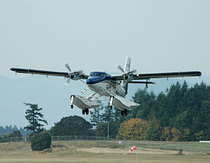 Viking Air - First flight of the Series 400 on October 1, 2008