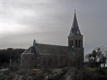 Fjallbacka kyrka