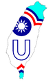 Flag map of Chinese Taipei for Universiade.png