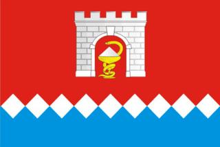 Town in Orenburg Oblast, Russia
