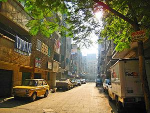 Ain Shams - Shalhoub Street (2007)