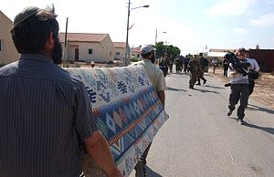 Bedolah - Evacuation of Bedolach, 2005
