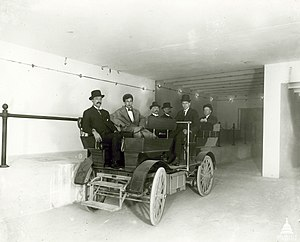 United States Capitol subway system - Image: Flickr US Capitol Senate Studebaker Car