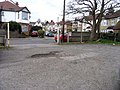 Florence Avenue Car Park into Chase Hill, Enfield - geograph.org.uk - 385026.jpg