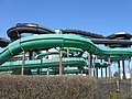 Flumes at Wet 'n' Wild, Water Park - geograph.org.uk - 1800798.jpg