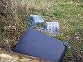 Flytipping - Abridge - geograph.org.uk - 1204718.jpg