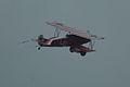 Fokker DVII Ernst Udet Flyby 03 ThruDirtyWindow Dawn Patrol NMUSAF 26Sept09 (14597964394).jpg