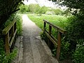 Footbridge by the Erewash - geograph.org.uk - 1303825.jpg