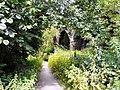 Footpath past Asda - geograph.org.uk - 1411083.jpg