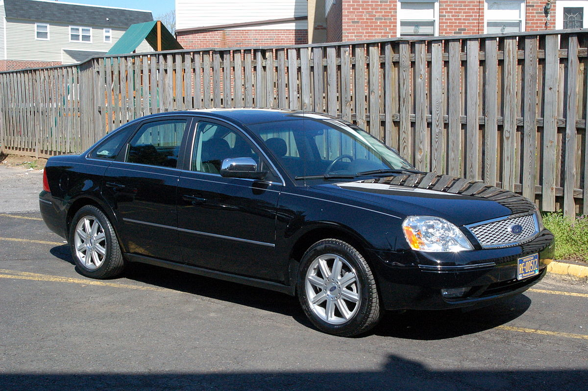 Ford five hundred wikipedia bahasa indonesia ensiklopedia bebas