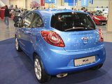 Ford Ka II rear - PSM 2009.jpg