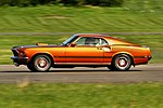Ford Mustang Mach 1 - Dunsfold Wings and Wheels 2014 (15047204076).jpg