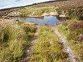 Ford across Allt a' Choire Odhair Mhòir neer Knockdhu - geograph.org.uk - 1434445.jpg