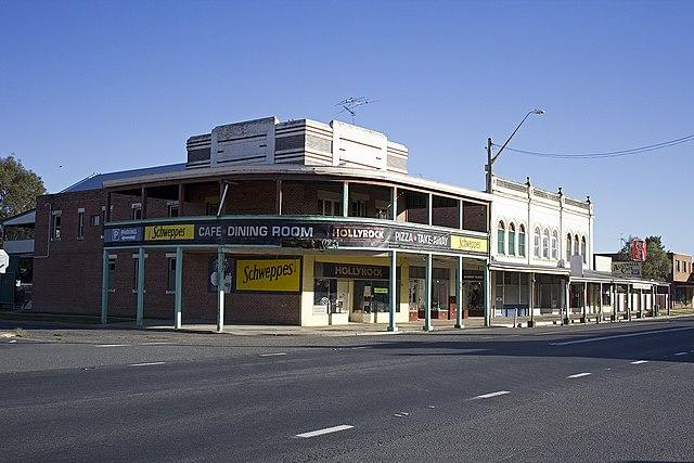 Corner Market Cafe Menu
