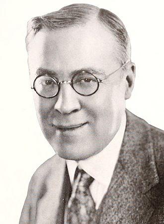 Forrest Halsey - Halsey in 1926
