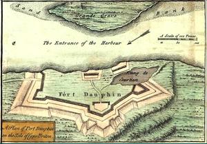 Jean-Baptiste Hertel de Rouville - Fort Dauphin
