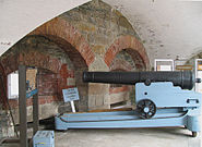 Fort Adams Cannon