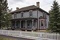 Fort Bridger 1884 Commanding Officer Quarters 1801.jpg