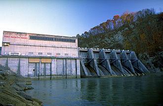 Fort Patrick Henry Dam - Fort Patrick Henry Dam