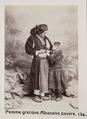 Fotografi av en kvinna och ett barn - Hallwylska museet - 103093.tif
