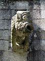 Fougères (35) Église Saint-Sulpice Façade sud 3ème chapelle 02.jpg