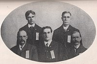 Founders of the International Association of Fur Workers of the United States and Canada