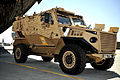 Foxhound Patrol Vehicle Arrives in Afghanistan MOD 45154010.jpg