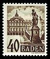 Fr. Zone Baden 1948 35 Schloss Rastatt.jpg