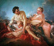 François Boucher - L'Éducation de l'Amour (1742).jpg