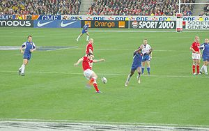 2007 Six Nations Championship - France vs Wales, Stade de France, Paris, 24 February 2007