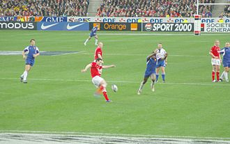 2007 Six Nations Championship - France vs Wales, Stade de France, Paris, 24 February 2007