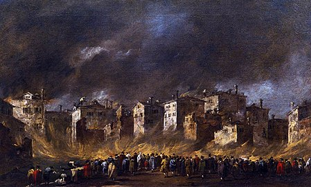Francesco Guardi - Fire in the San Marcuola Oil Depot - WGA10885.jpg