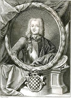 Francesco Zucchi Italian engraver