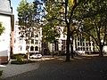 Frankfurt, Werner von Siemens Schule, vom Schulhof.JPG