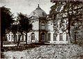 Frankfurt Palais Thurn und Taxis Gartenfront 1880.jpg