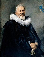 Portrait of Pieter Jacobsz Olycan