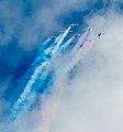Frecce Tricolori NL Air Force Days (9288701807).jpg
