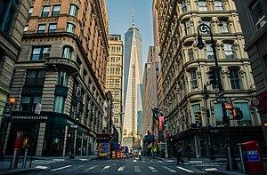 Fulton Street (Manhattan) - Modern day Fulton Street