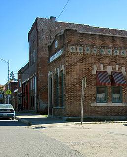 Fremont, Iowa City in Iowa, United States
