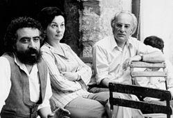 French photographers (from left) Georges Tourdjman, Hélène Théret, Jean Dieuzaide.jpg