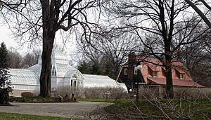 Point Breeze, Pittsburgh - Image: Frick Greenhouse