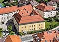 Friesach Wiener Straße 6 ehem Propsteihof West-Ansicht 04092017 0660.jpg