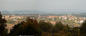 Fritzlar - View of Fritzlar