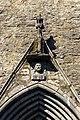 Frontón na igrexa de Gammelgarn.jpg