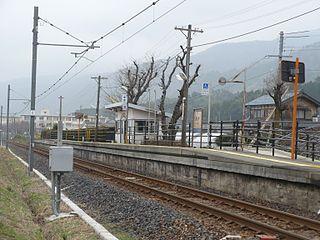 Fujii Station Railway station in Wakasa, Fukui Prefecture, Japan