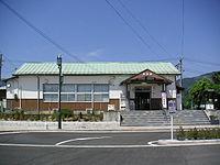 Fujita Station 2005-8-31.JPG