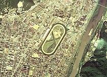 Fukushima Racecourse Aerial photograph.1975.jpg