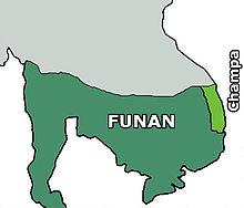 Il regno di Funan
