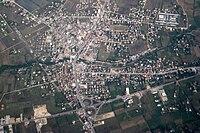 Fushë-Kruja Aerial View.jpg